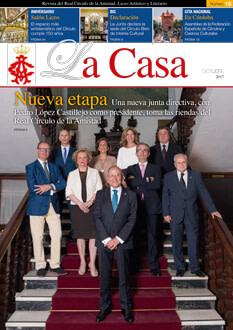 Revista LA CASA del Real Círculo de la Amistad Octubre 2017