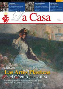 Portada Revista La Casa número 15 abril 2017